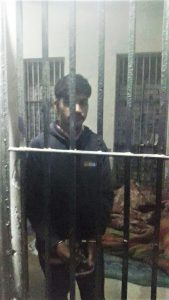 Patras Masih in police custody after Islamists threatened to burn Christian homes. (Morning Star News)