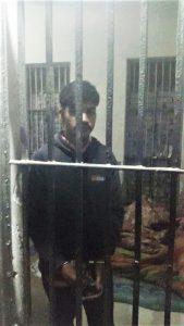 Patras Masih in police custody after Islamists threatened to burn Christian homes. (Morning Star News)