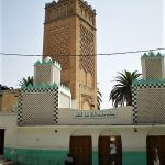 Imam Sidi el-Houari Mosque in Oran, Algeria. (Wikipedia)