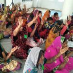 Prayer service of a native ministry whose workers were attacked by Hindu extremists in Bihar state, India. (GEMS)