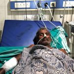 Pastor Madira Koti Reddy recovering in hospital. (Morning Star News)