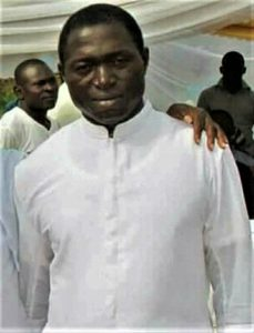 The Rev. Felix Tyolaha. (Morning Star News via Diocese of Makurdi)