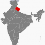 Uttarakhand state, India. (Wikipedia)
