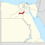 Beni Suef Governorate, Egypt. (Wikipedia)