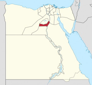 Beni Suef Governorate, Egypt. (Wikipedia)
