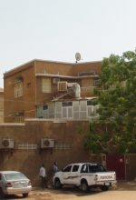 Sudan Pentecostal Church building in the heart of Khartoum. (Morning Star News)