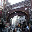Sialkoti Gate (Brandreth Gate) in Gujranwala, Pakistan. (Wikimedia)
