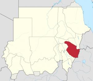 Al Qadarif state, Sudan. (Wikipedia)