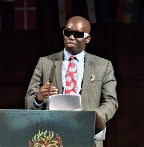 Pastor Umar Mulinde. (Facebook)