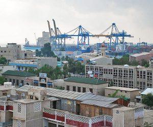 Port Sudan, Sudan. (Wikipedia)