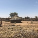 Village in South Darfur, Sudan. (Wikipedia, Chansey)