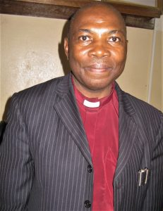 The Rev. Dacholom Datiri, president of the Church of Christ in Nigeria. (Morning Star News courtesy of COCIN)