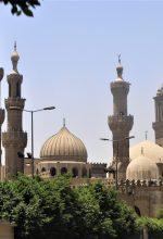 Al-Azhar Mosque in Cairo, Egypt. (Wikipedia, Daniel Mayer)