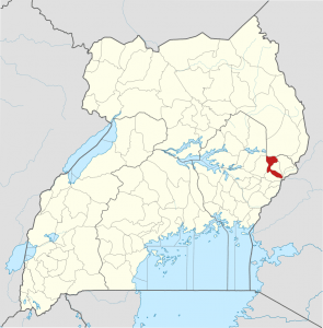 Bulambuli District, Uganda. (Wikipedia)