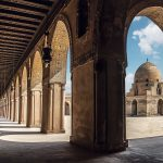 Mosque of Ibn Tulun in Cairo, Egypt. (Wikipedia)