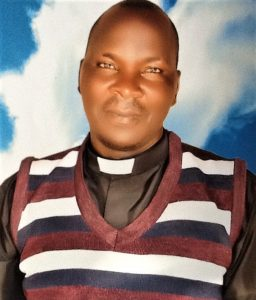 The Rev. Williams Yakubu of ECWA church in Ginden Dutse, Kaduna state, Nigeria. (Morning Star News)