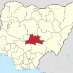 Nasarawa state, Nigeria. (Wikipedia)