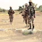 Nigerian troops stationed against Boko Haram in 2015. (Wikipedia)