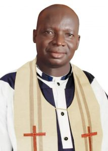 The Rev. Emmanuel Haruna. (Morning Star News courtesy of ECWA)