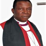 The Rev. Nicholas Okoh. (Church of Nigeria, Anglican Communion photo)