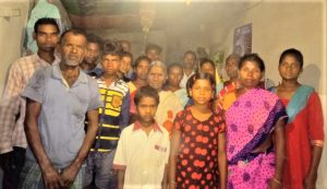 Five families in village in Jharkhand state, India punished for becoming Christians. (Morning Star News)