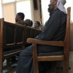 Imam in Bouira court where Dec. 25, 2018 acquittal verdict was delivered. (Morning Star News)