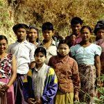 Chin people in unidentified area of Burma in 2007. (Wikipedia, Corto Maltese)