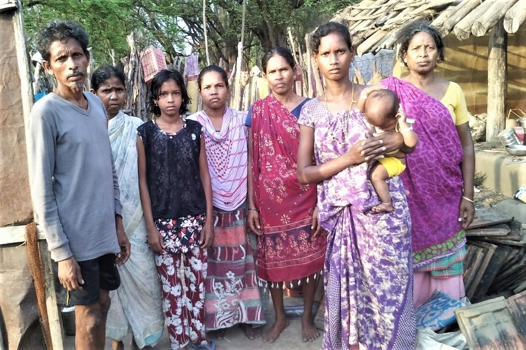 Christian Families Going Hungry as Villagers in India Deprive Them of Work,  Homes - Morningstar News
