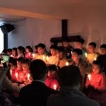 Early Rain Covenant Church members in Chengdu, Sichuan Province. (China Aid)