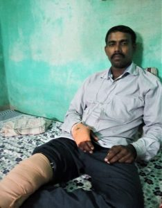Pastor Shelton Viswanathan was attacked in Sheohar District, Bihar state, India. (Morning Star News)