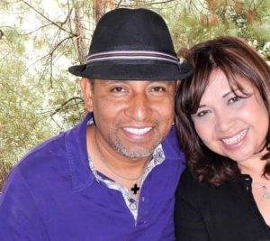 Pastor Alfrery Líctor Cruz Canseco, here with wife Rosita, was killed on Aug. 18, 2019. (Facebook)