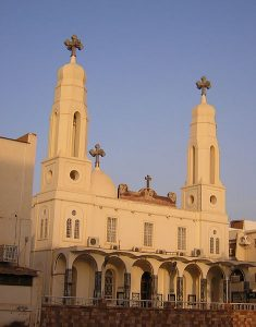 Coptic cathedral in Khartoum. (Wikipedia)