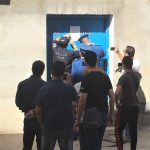 Sealing of Tafath church in Tizi-Ouzou, Algeria, Oct. 16, 2019. (Morning Star News)