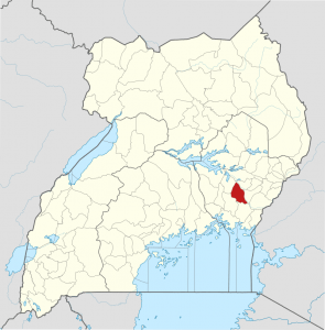 Namutumba District, Uganda. (OpenStreetMap contributors, Jarry1250, NordNordWest, Wikipedia)