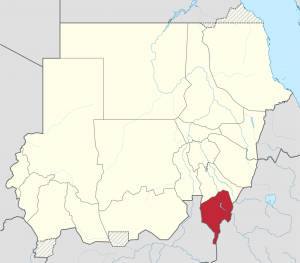 Blue Nile state, Sudan. (Wikipedia)