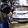 Hindu extremists in Bichpari village, Haryana state take pastor Jai Singh away in car to beat him on Jan. 5, 2020. (Morning Star News)