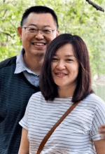 Pastor Wang Yi and wife Jiang Rong. (China Aid)