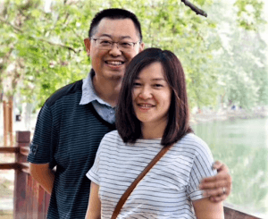 Pastor Wang Yi and wife Jiang Rong. (China Aid)