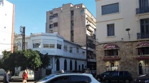 Shuttered 'Oratoire' Church in downtown Oran, Algeria. (Morning Star News)