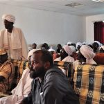 An ethnic Messiria (Misseriya Arab) elder at meeting on status of Abyei administrative area. (Wikipedia, Sudan Envoy)
