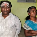 Babu Phinehas and wife Esther Phinehas were attacked in Tamil Nadu, India. (Morning Star News)