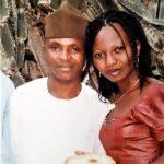 ECWA church elder Emmanuel Iliya Agiya, here with his wife, was kidnapped on April 22, 2020, in Kaduna state, Nigeria. (Morning Star News)
