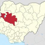 Niger state, Nigeria. (Profoss, from original by Uwe Dedering)