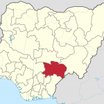 Benue state, Nigeria. (Uwe Dedering)