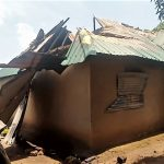 Destruction by Muslim Fulani herdsmen in Ungwan Anjo village, Kaduna state, Nigeria. (Morning Star News)