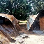 Muslim Fulani herdsmen destroyed homes in attack on Ungwan Anjo village, Kaduna state. (Morning Star News)