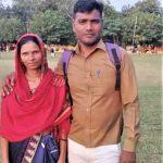 Pastor Ramesh Kumar and wife. (Morning Star News)