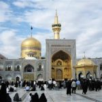 Shrine of Imam Ali Reda in Mashad Iran. (Iahsan at English Wikipedia)