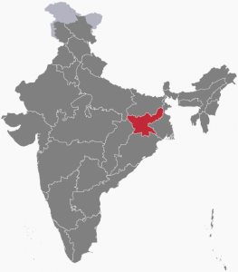 Jharkhand state, India. (Filpro)