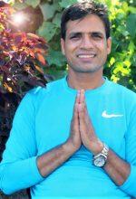 Pastor Kesha Raj Acharya after his release on bail in Nepal. (Morning Star News)
